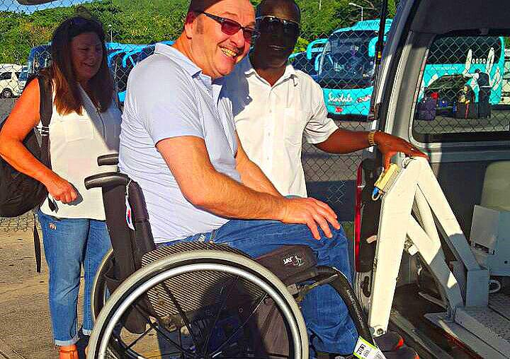 montego bay wheelchair accessible